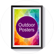 A2, A1, A0 Outdoor Posters