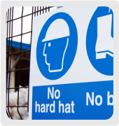 Safety Clothing (PPE) Signs